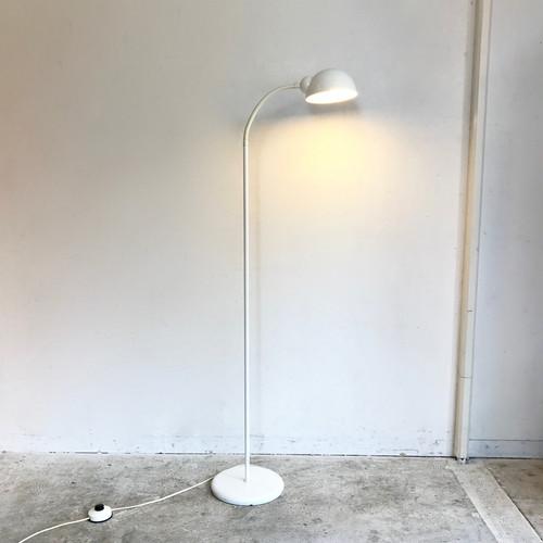 80's Postmodern Style Vintage Floor Lamp / WHT オランダ