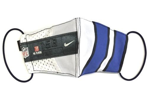 【デザイナーズマスク 吸水速乾COOLMAX使用 日本製】NFL  SPORTS MIX MASK CTMR 1013008