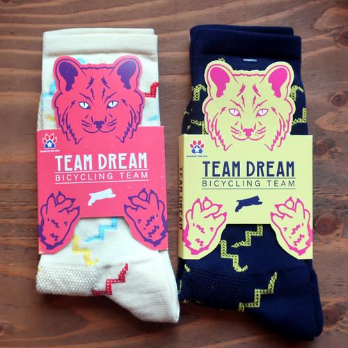 TEAM DREAM BICYCLING TEAM / Rattler Team Sock