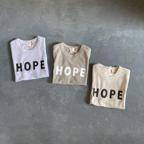 FOV  HOPE Tシャツ  601409