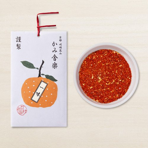 柚子一味 / Yuzu Ichimi red chili pepper