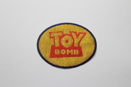 TOY BOMB