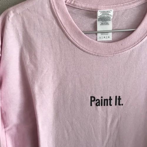Paint It L/S