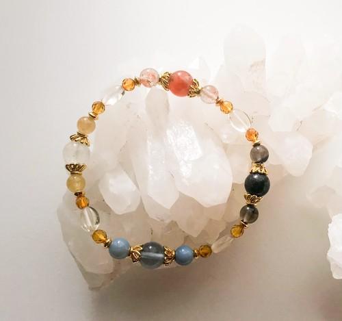 bracelet 【 四大元素 <FULL COVER> 】with Chiharu Kumagai