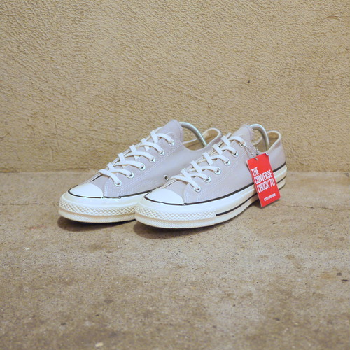 "CONVERSE Chuck Taylor 1970S (CT 70 LOW) Size8 ""Gray,Dead Stock"""