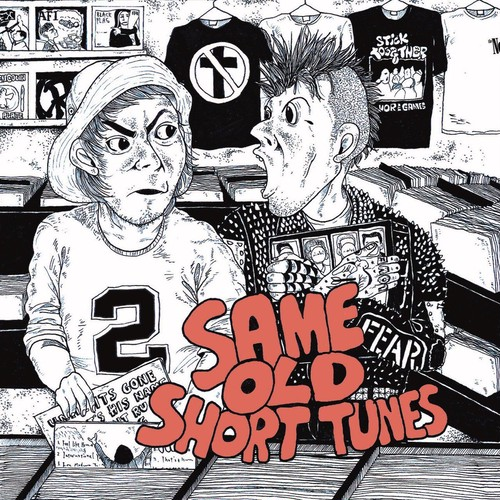 SAME OLD SHORT TUNES Vol.2 / V.A. (TOMS RECORD)