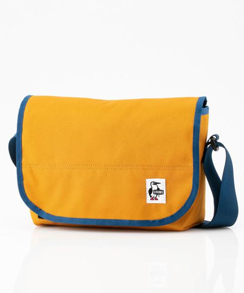 CHUMS (チャムス) Eco CHUMS Messenger Bag (エコチャムスメッセンジャーバッグ) Amber (アンバー) CH60-2470