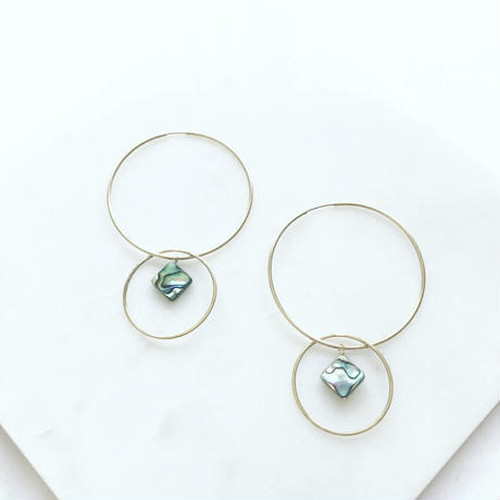 AULII[BRENDA]Earrings
