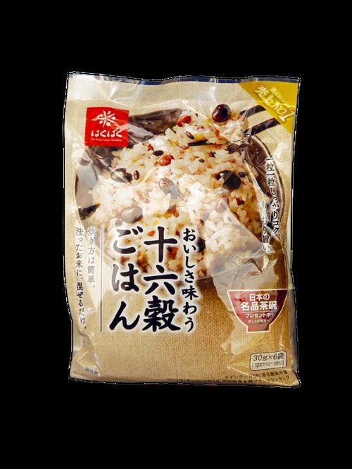 十六穀ごはん(30g×6袋)