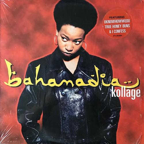 Bahamadia - Kollage (LP, Album, US, 1996)