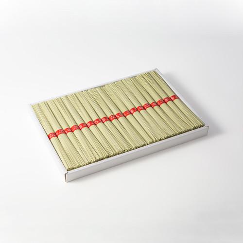 抹茶素麺(化粧箱)900g