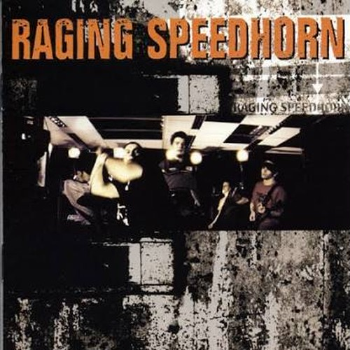 【USED】RAGING SPEEDHORN / st