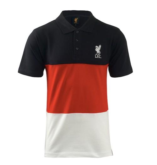 リバプールFC(Liverpool FC)Mens ブロック Polo