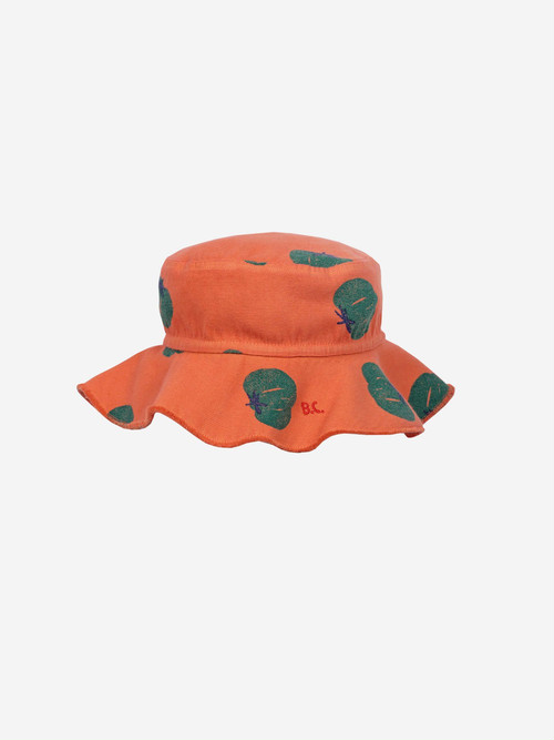 BOBO CHOSES ボボショセス Tomatoes All Over Hat size:6-12m(70-80)