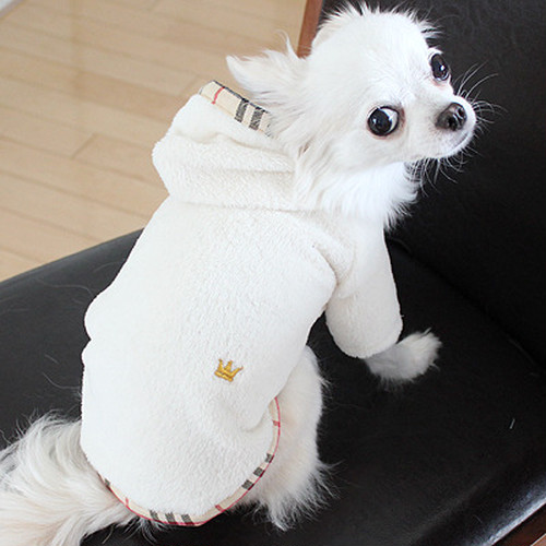 犬服(ドッグウェア)日本製 ボアパーカー