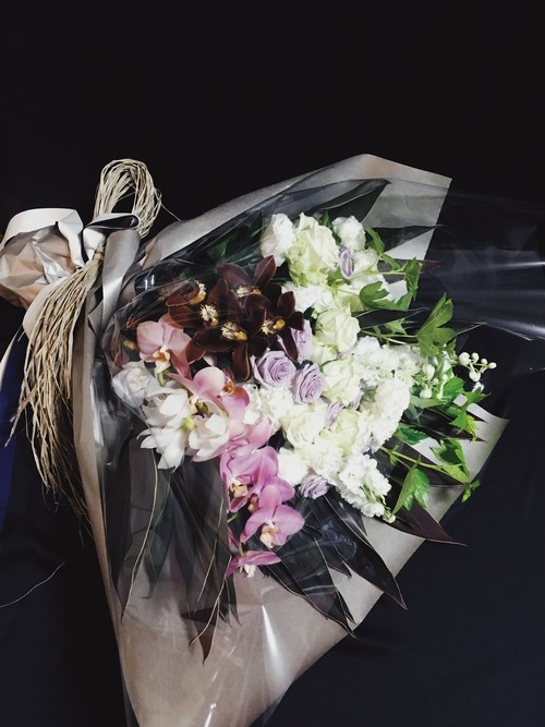 季節の花束(Flower Bouquet)