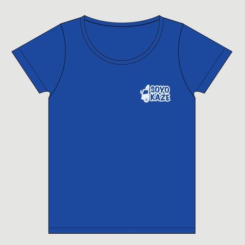 2014 ツアーTシャツ(青)