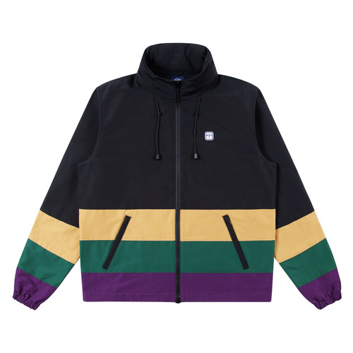 Inshore Windbreaker(Black combo)