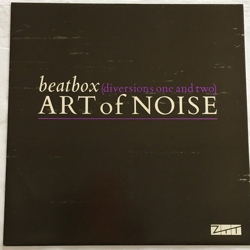 【12inch・米盤】Art Of Noise / Beatbox (Diversions One and Two)