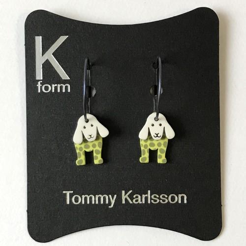 K-Formピアス(イヌ:カラー)