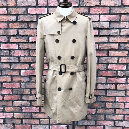 Burberry Chelsea Heritage Trench Coat Made In England