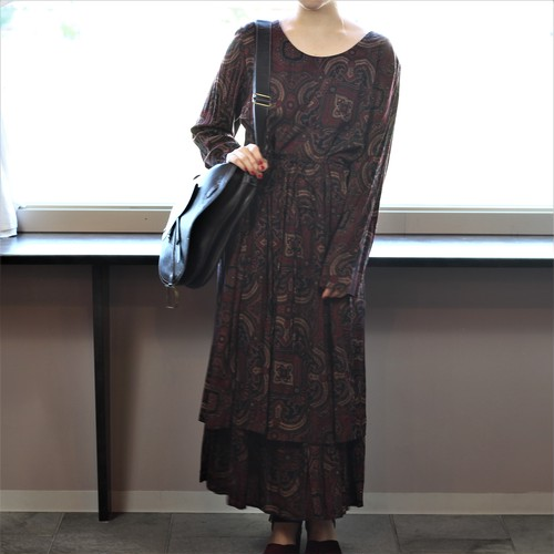 USA VINTAGE ONE PIECE/アメリカ古着ワンピース