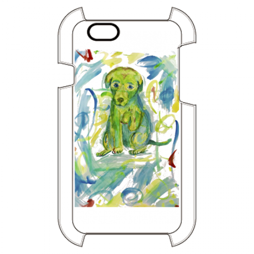 Shy Dog's Smartphone Case