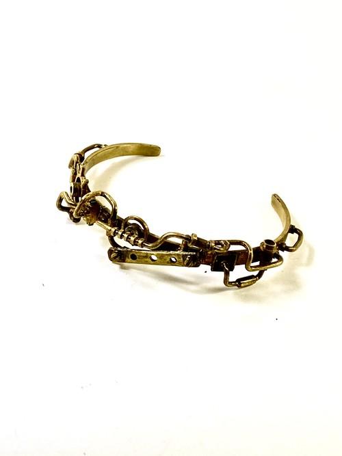 パイプバングル(brass)