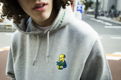 M.I.M.B PULLOVER HOODY