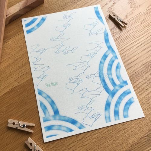 Post card / Sea Dance(シーダンス)5枚セット