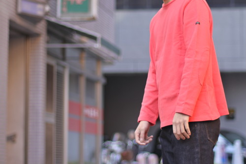 【maillot】weekend long Tee