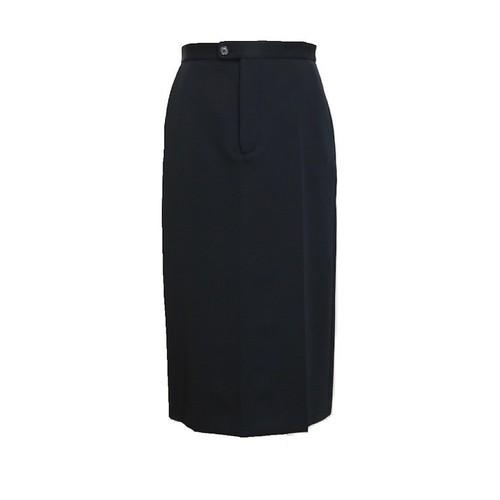 メゾンマルジェラ ( Maison Margiela ) シームディテールスカート ブラック