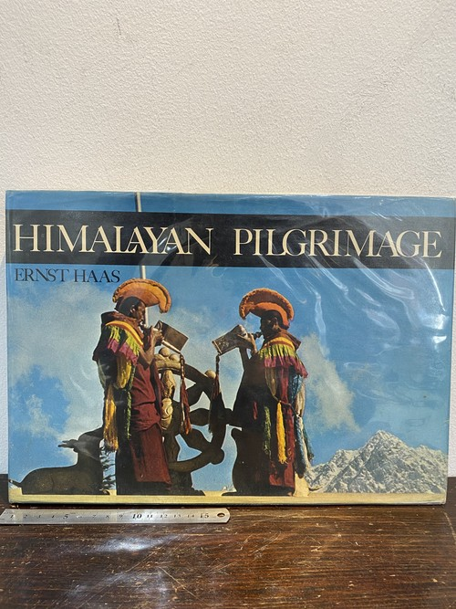 70's HIMALAYAN PILGRIMAGE   EANST HAAS