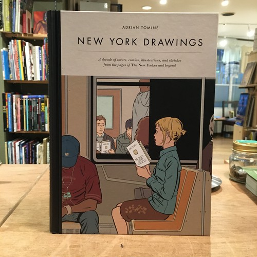NEW YORK DRAWINGS/ADRIAN TOMINE