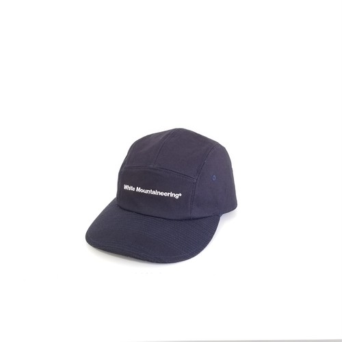 WM EMBROIDERED OXFORD CAP - NAVY