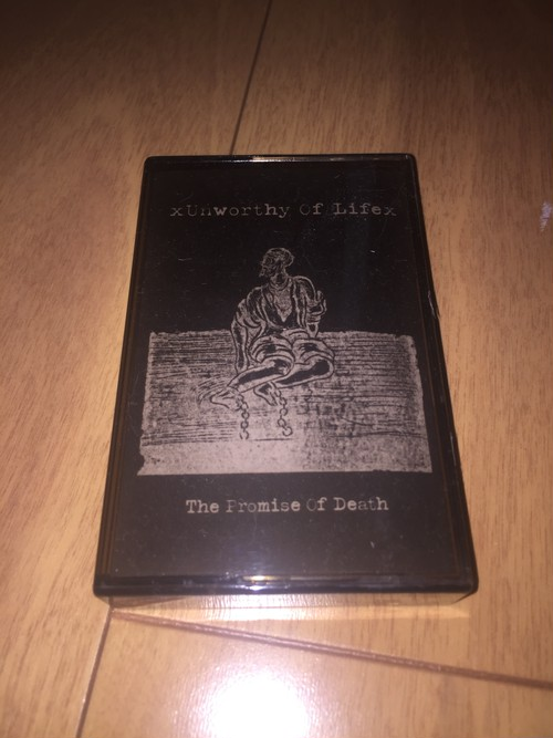 (animals x kingdom)xUnworthy Of Lifex - The Promise Of Death TAPE