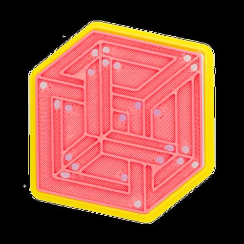 ネッカーの立方体2 0413