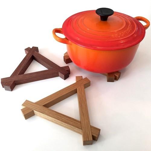 鍋敷き 大