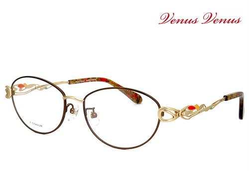 メガネ レディース 8209-9 かわいい オシャレ 女性用 眼鏡