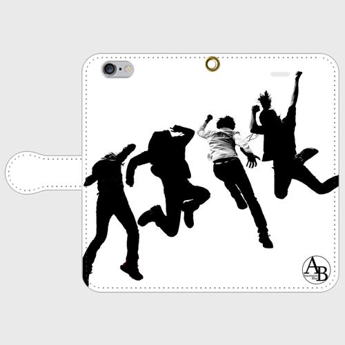 Ascension Blue iPhone6/6s手帳型スマホケース