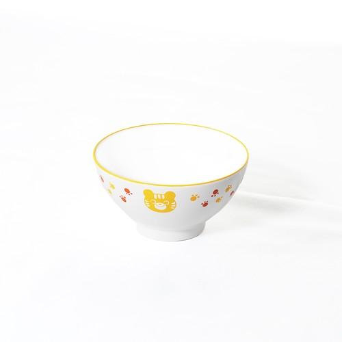 ハグミ― レンジお茶碗 トラ
