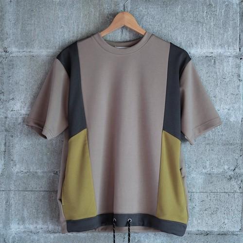 【Hub&Spoke】切替ポンチTシャツ