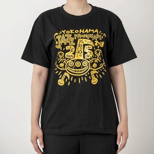 2018 JAZZ PRO  Tshirts Black