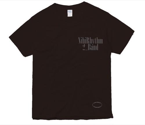 2×TANGTANG「ニヒリズム」T-SHIRT WEB限定カラー