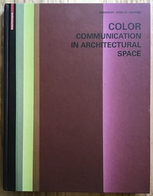 Color Communication in Architectural Space