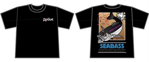 SeaBass Tシャツ(綿)S~2L