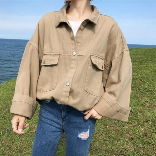over size jacket shirts 2931