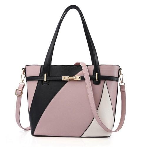 Luxury Handbag Bag Crossbody Bag Shoulder Bag Large Capacity PU Leather Tote Bag Sac ショルダーバッグ トートバッグ レザー クロスボディ ハンドバッグ (HF99-3068854)