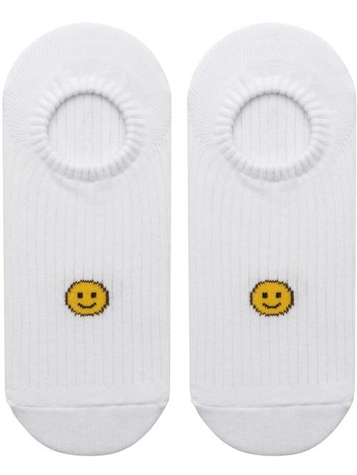 cover socks EMOJI SMILE