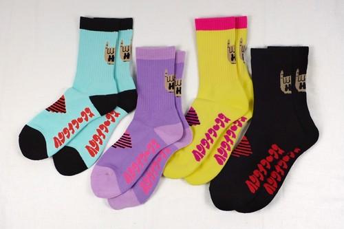 "Hentai Works ""Hentai hang loose Socks"""